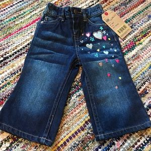 Adorable NWT Oshkosh jeans